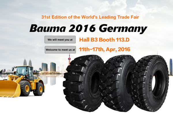 tire expo bauma germany annaite tire hilo tire factory supplier