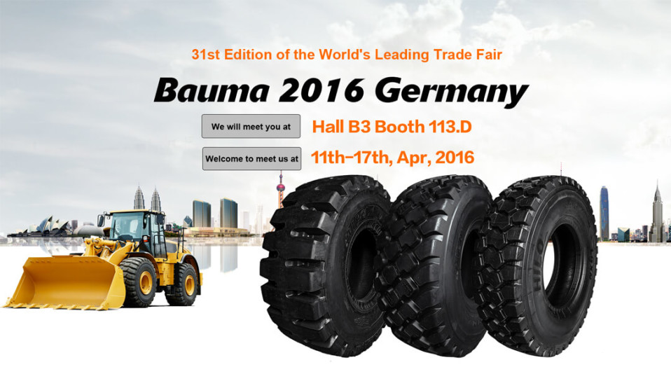 tire expo bauma germany annaite tire hilo tire factory supplier
