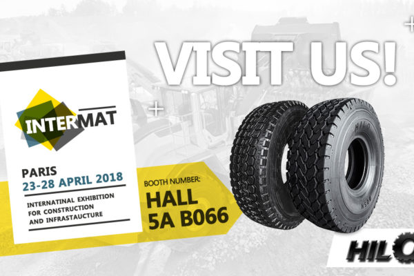 Meet US on Intermat Pris 2018